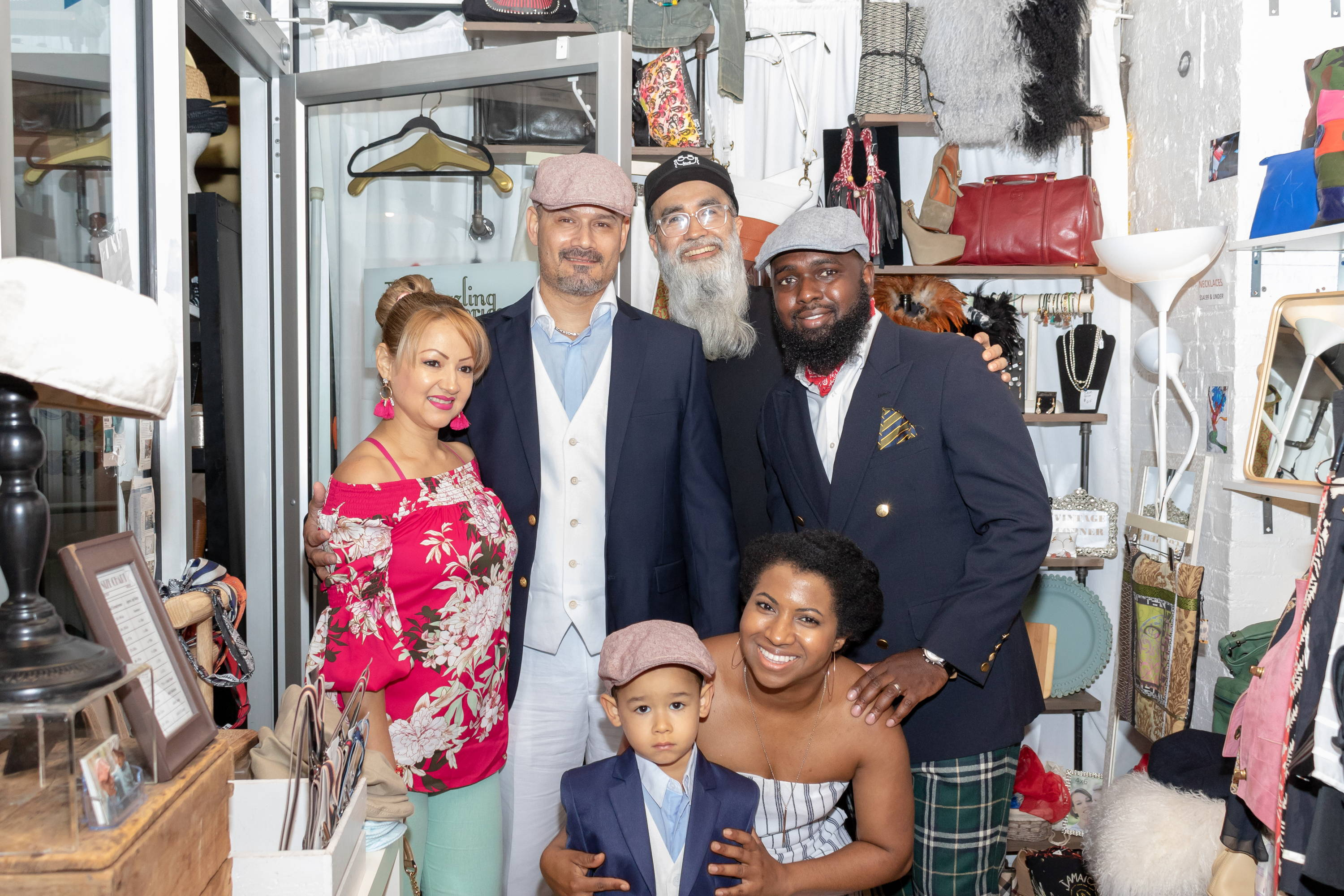 Junior Baby Hatter hosts Father's Day Pop Up