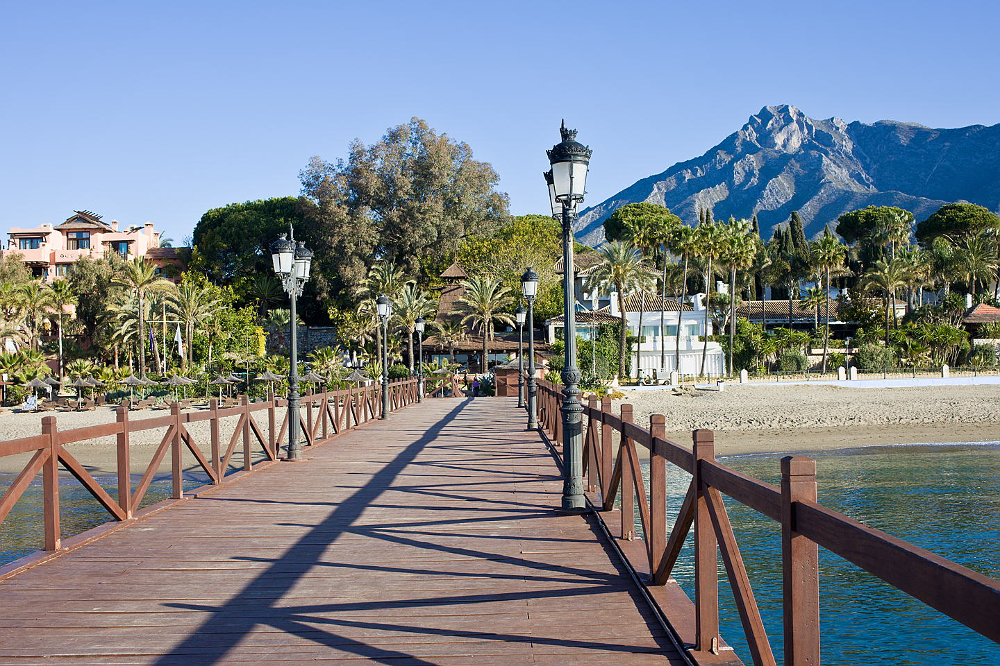 Marbella - Marbella-Bridge