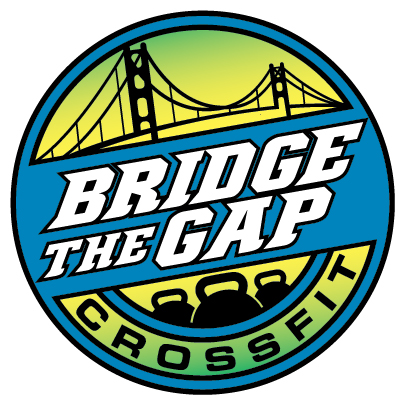 Bridge the Gap CrossFit logo