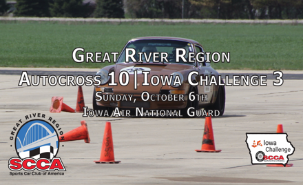 Great River Region Event #10 (Iowa Challenge)