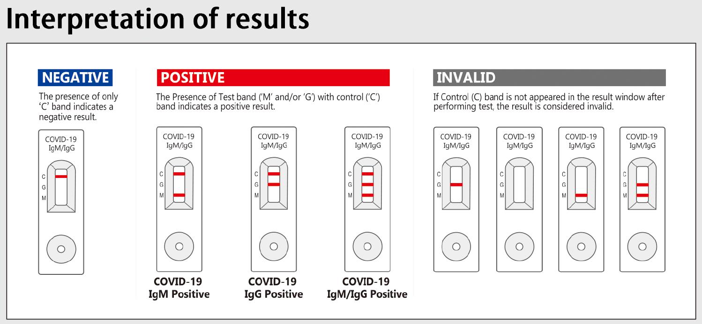 Innogen b™ interpretation of results