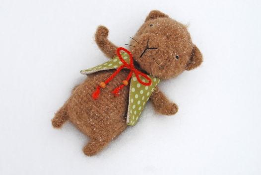 Котик с усиками — Мурыскин