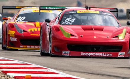 Pirelli Promoter Test Day