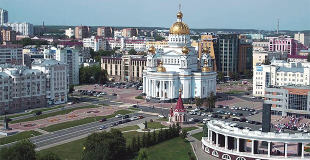 Саранск включил Love Radio - Новости радио OnAir.ru