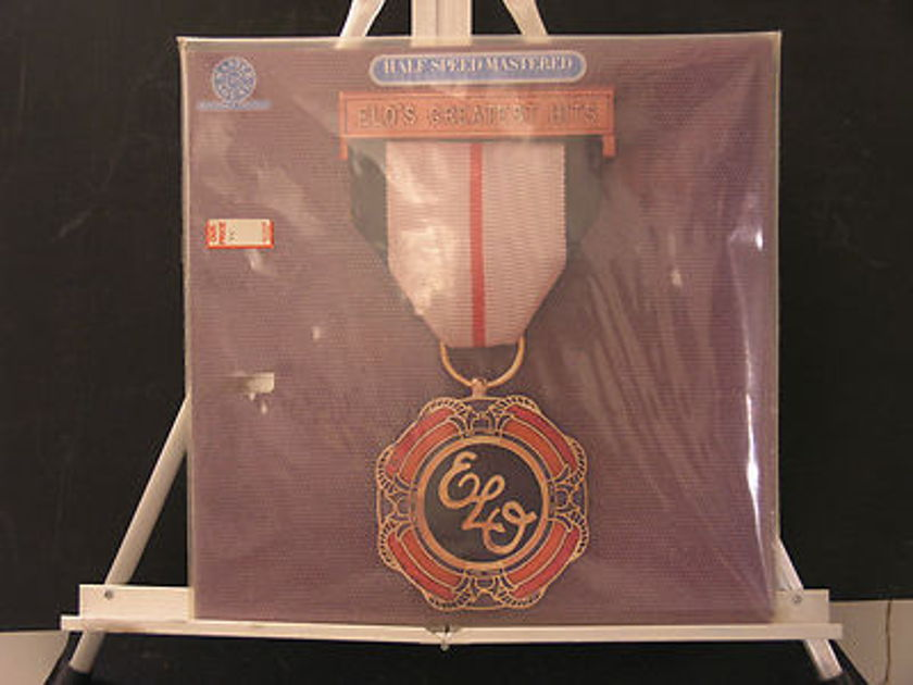 Electric Light Orchestra  (ELO) - Greatest Hits - CBS Mastersound Half Speed Master - Sealed
