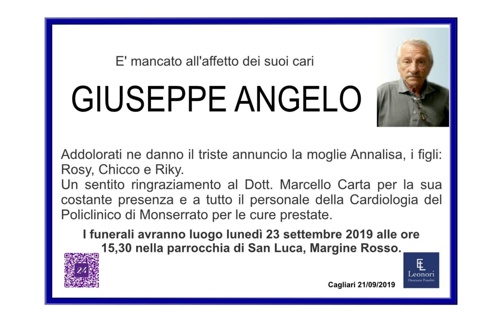 Giuseppe Angelo
