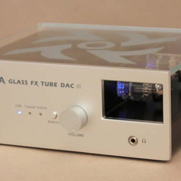 Glass FX Tube DSD DAC