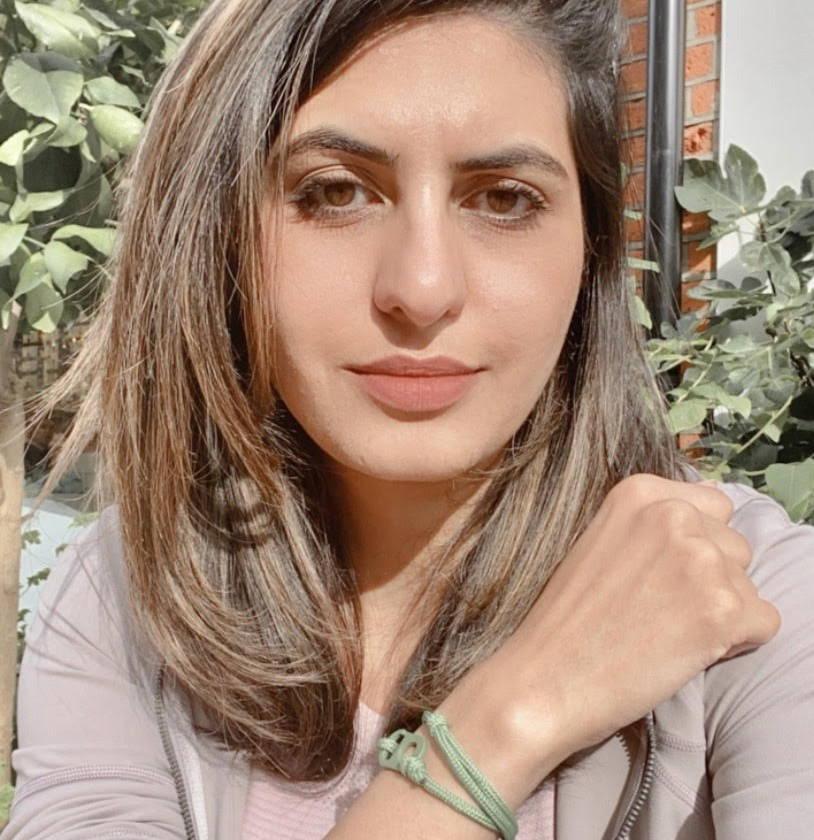 Mahira Kalim, founder of Spruce