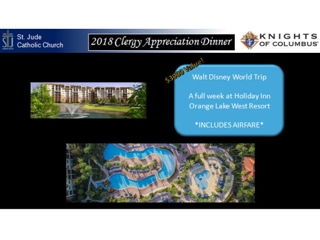 Orlando trip with air and accomodations