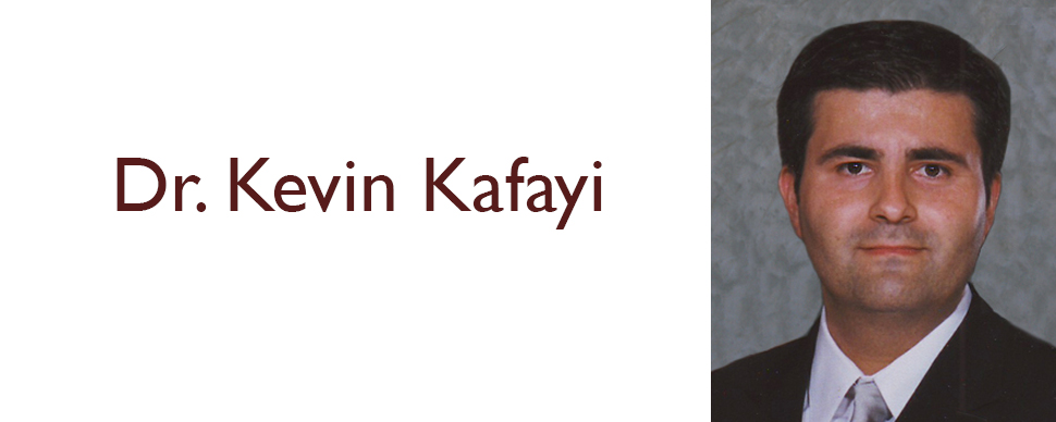 Dr. Kevin Kafayi