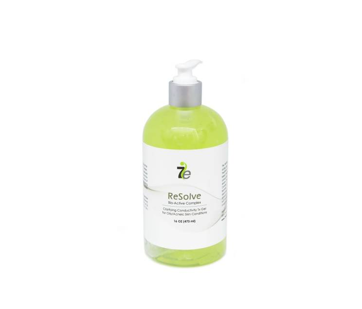 resolve clarifying conductive treatment gel for oily skin