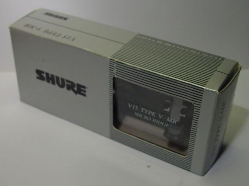 Shure  V15 Type V-MR Micro-Ridge Stylus.MM cartridge. NOS.NIB.