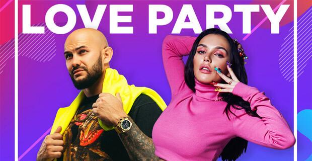 Love Radio приглашает на Love Party: Джиган и MOLLY - Новости радио OnAir.ru