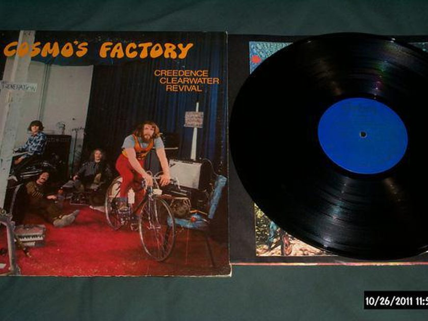 Ccr - Cosmo's Factory lp nm