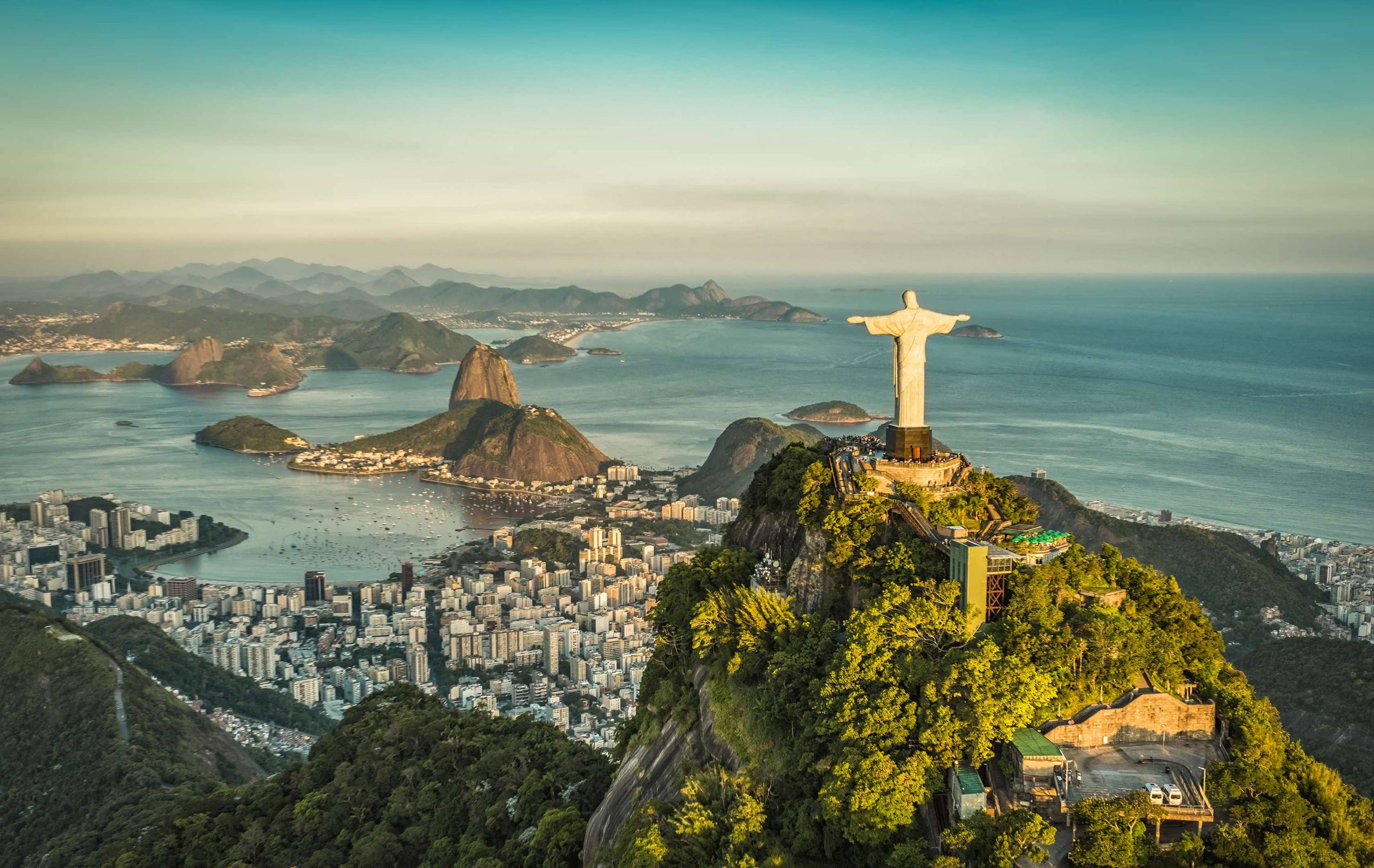 Rio, Brazil, home to one of the new solar projects
