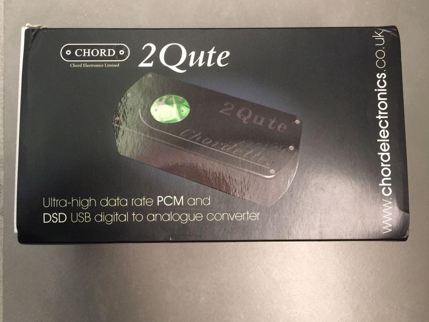 Chord Electronics Ltd. 2QUTE DAC