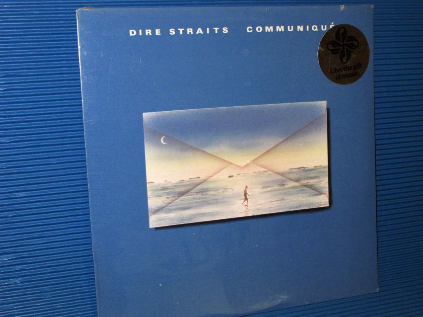"DIRE STRAITS -  - ""Communique"" -  Warner Bros. 1979 original Sealed!"