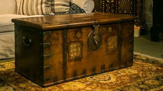 Indian antique coffee tables | Indigo Antiques