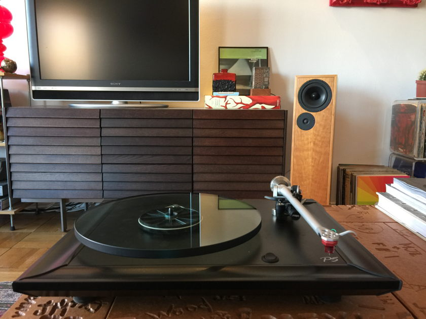 Rega P5 with options!