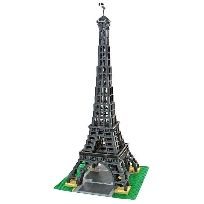 LEGO Make & Create Eiffel Tower 1:300