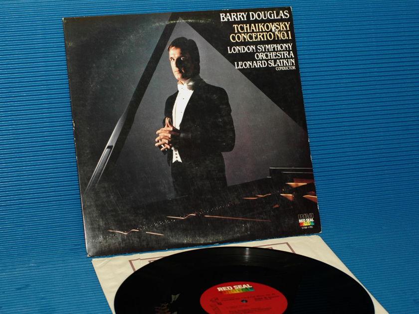 "TCHAIKOVSKY / Slatkin / Douglas - ""Piano Concerto No.1"" -  RCA Digital 'Promo' 1986"
