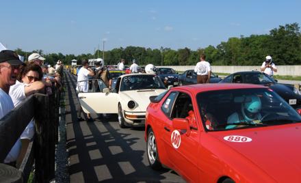 Potomac PorscheFest Drive & Dine