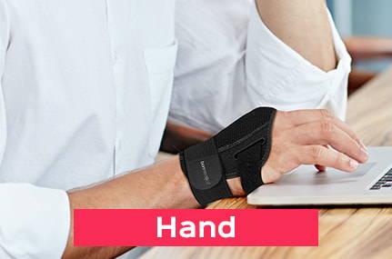 Daumenbandage & Handbandage