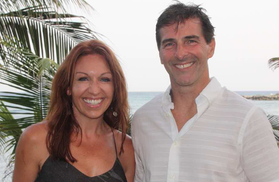 Franchise Owners of Primrose School Shannan Arbabi and Andrew Gol