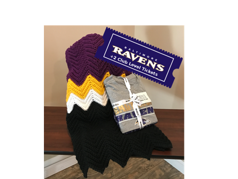 Ravens Fans - Club Level Tickets & Swag