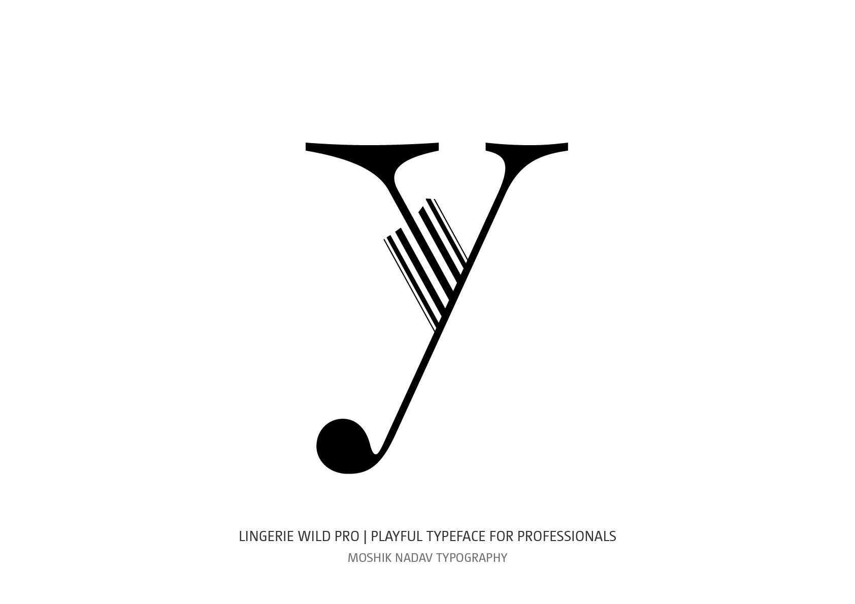 Bold new typeface by Moshik Nadav Typography