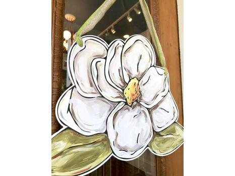 Magnolia Door Hanger