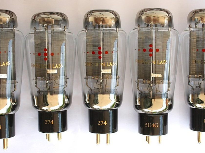 Emission Labs 80 Rectifier