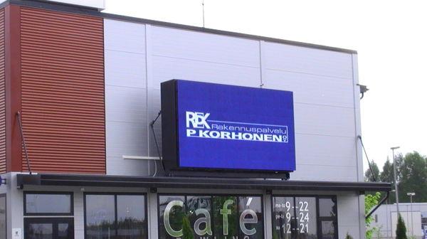 Rakennuspalvelu P. Korhonen Oy, Hämeenlinna