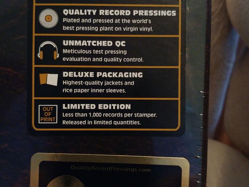 Stevie Ray Vaughan& Double Trouble - Texas Hurricane 6 LP Box 33rpm