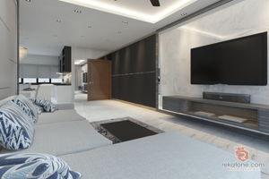 closer-creative-solutions-minimalistic-modern-malaysia-selangor-dining-room-living-room-foyer-interior-design