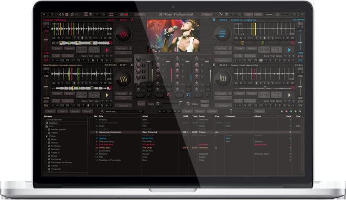 best dj software for mac os x
