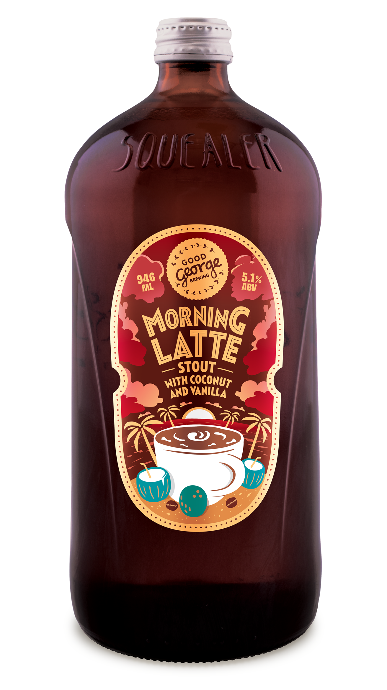 Good George Morning Latte Stout Squealer
