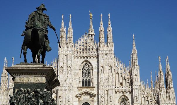 Милан для новичков.