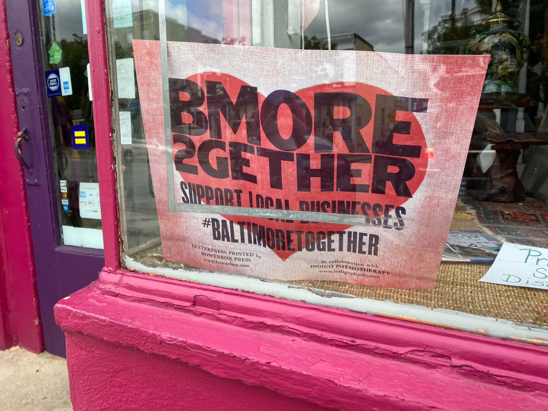 Bmore together