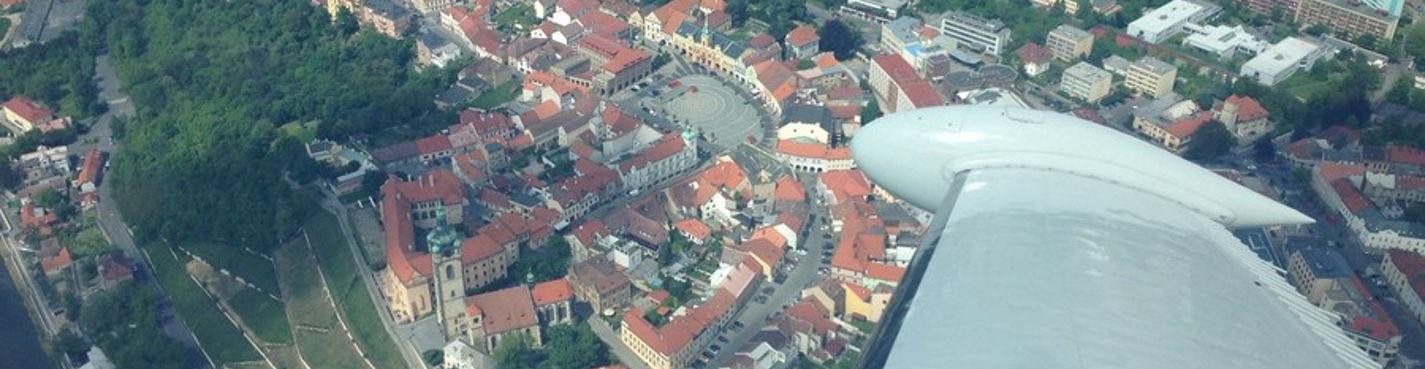 Обзорные экскурсии на самолете из Праги