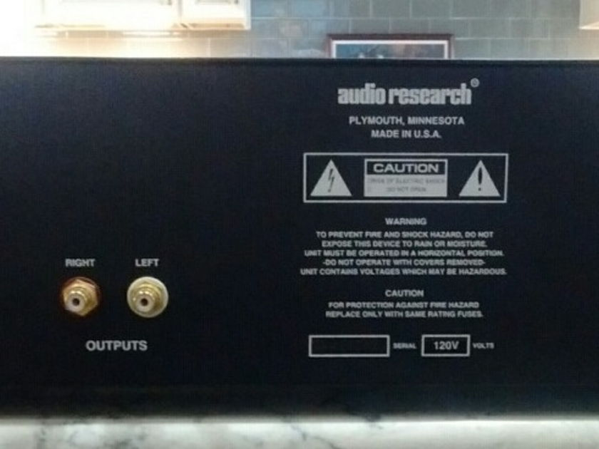 Audio Research PH-5 Sweet Phono Stage  !!
