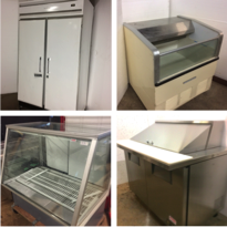 Used Commercial Refrigerators and Freezers