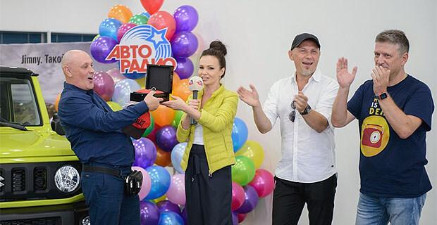 Житель Петрозаводска получил автомобиль от «Авторадио» - Новости радио OnAir.ru