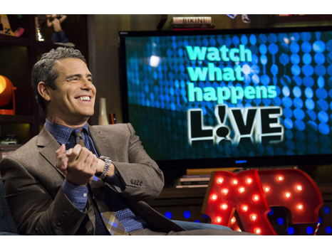 Two Tickets to Watch What Happens Live! with Andy Cohen
