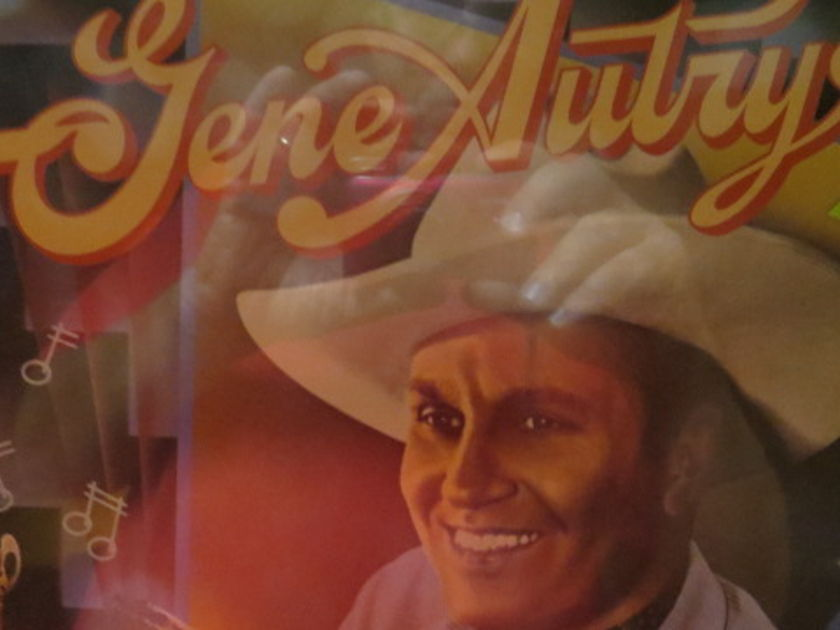 GENE AUTRY - COLUMBIA HISTORIC EDITION  SEALED