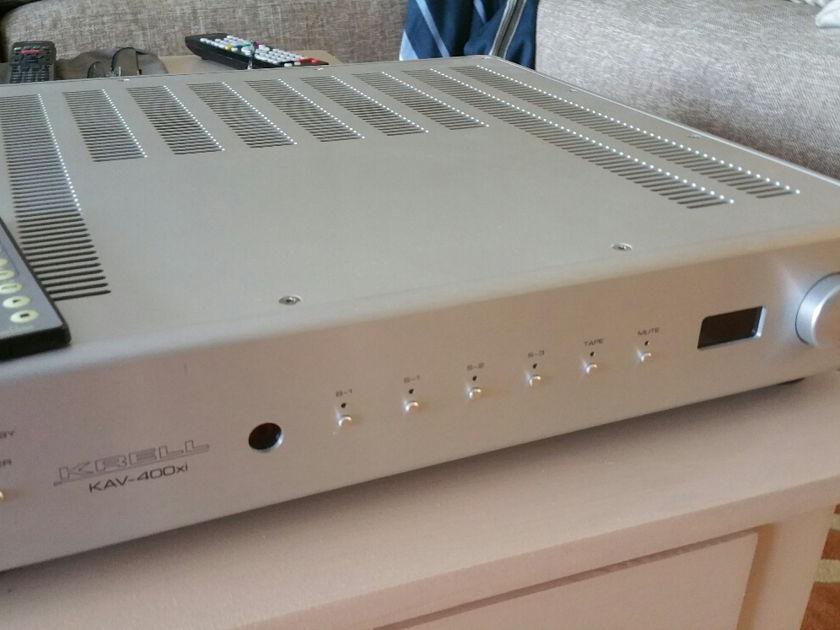Krell KAV-400xi