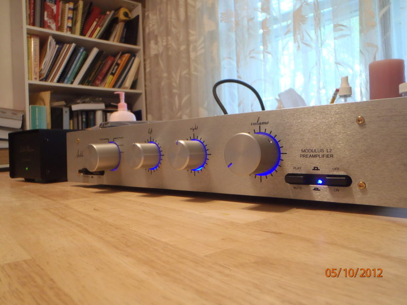 Audible Illusions L2 [silver] Just back from IA! Pics!