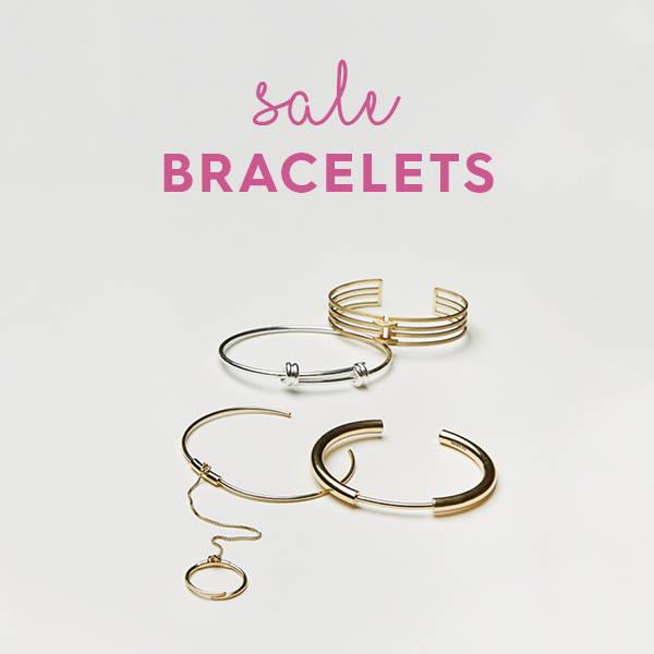 Sale bracelets