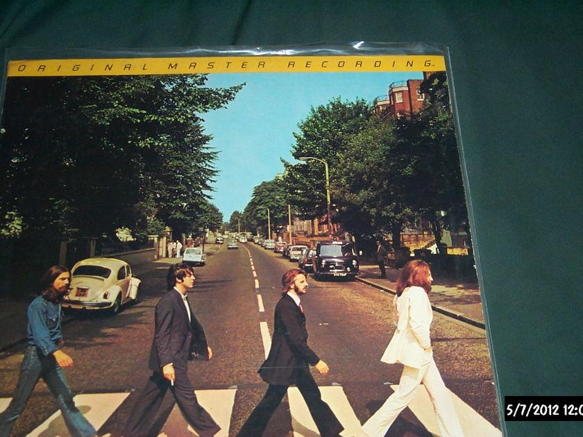 Beatles - Abbey Road mfsl audiophile japan nm