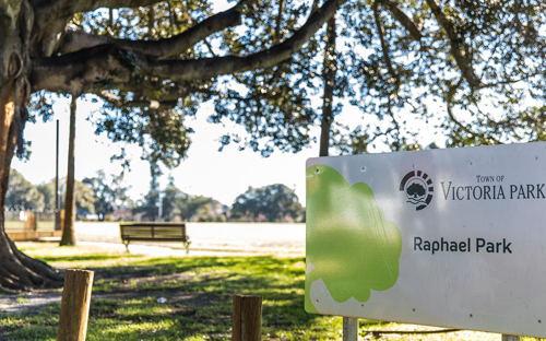 Raphael Park - Pitch Two Geddes Street End - 0